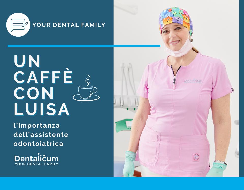 Il Dott. Nicolaas Terpstra, Direttore Sanitario di Dentalicum, racconta la sua conversazione con Luisa Morasso, Assistente Odontoiatrica, sull'importanza di questo ruolo nello Studio Dentistico.